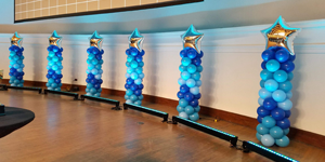 Balloon Columns - Balloons by Tommy