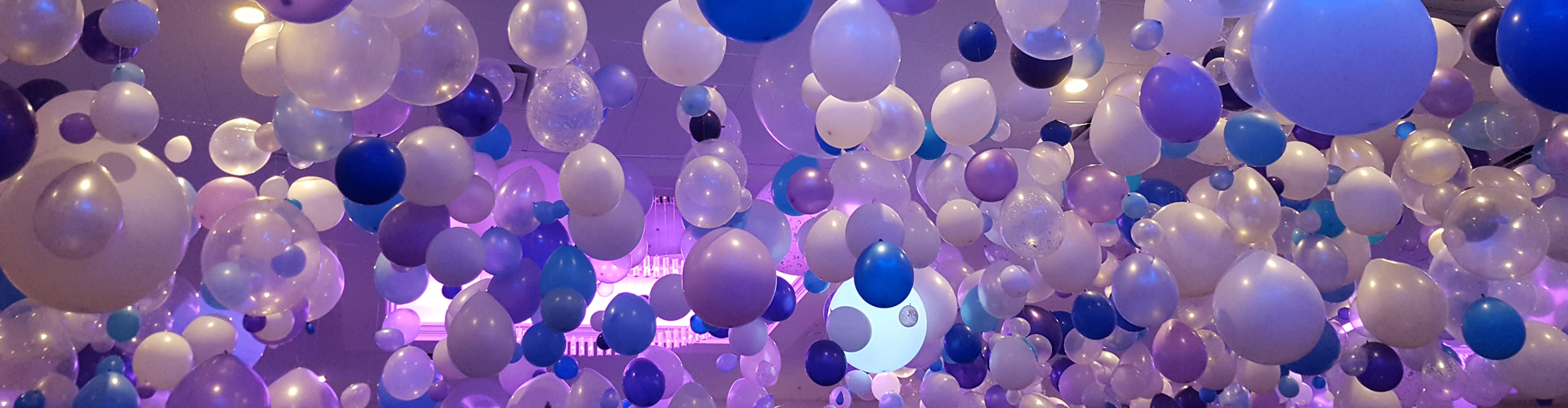 Ceiling Decor Float 2017 by Balloons by Tommy