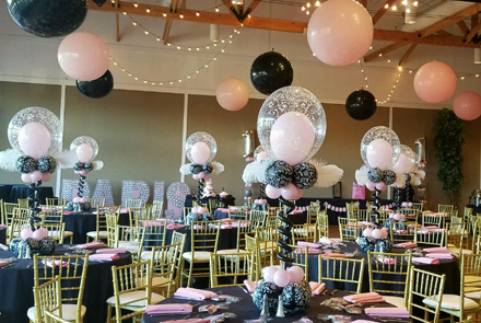 Balloons by Tommy - Full Room Decor